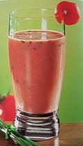 Kefir smoothie met tomaat