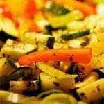 koolhydraatarm eten bonte groenteschotel
