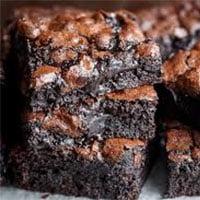 koolydraatarme brownie