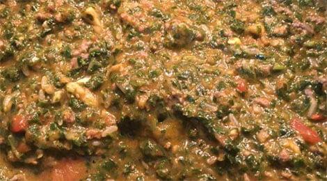 Koolhydraatarme Turkse spinazieschotel (Ispanak Yemegi)