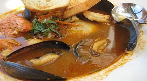 koolhydraatarm Italiaanse soep