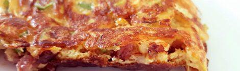 koolhydraatarm omelet