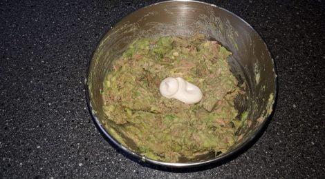 Tonijn met avocado